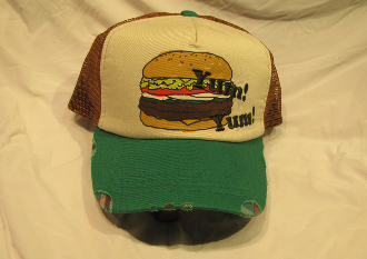 Grace Hats Burger Cap