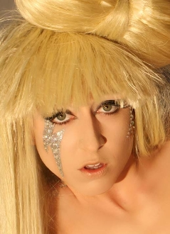Xotic Eyes Gaga or Pop Star
