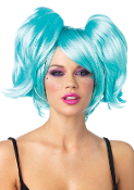 Leg Avenue Swag Pixie Bob Wig with Pony Tails