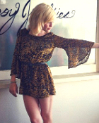 Gypsy Junkies Blossom Tunic in Velvet Lace