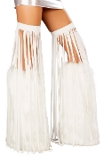 J Valentine Long Fringe Leggings