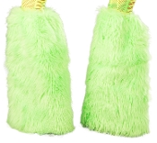 J Valentine Super Fluff Fur Boot Covers
