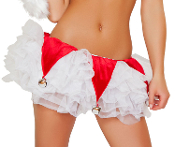 J Valentine Jingle Bell Tutu