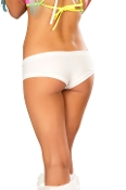 J Valentine Banded Stretch Short