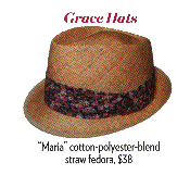 Grace Hats Maria Hat
