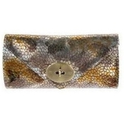 JJ Winters #226T Envelope Clutch with Turnlock Closure