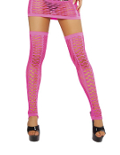 J Valentine Net Leggings