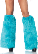 Leg Avenue Furry leg warmers