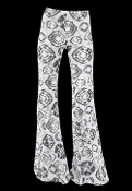 Gypsy Junkies Lolo Bell Bottoms in Kaleidoscope