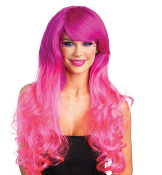 Leg Avenue Cambria Two-Tone Long Wavy Wig